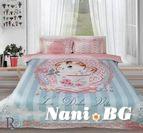 Спално бельо памучен сатен Долче Вита
