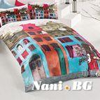 Луксозен спален комплект COLOURFUL STREET