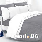 Луксозен спален комплект VIRA - GREY