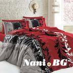 Двоен спален комплект Eylul red