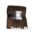 Одеяло микрофибър MiKa - Brown