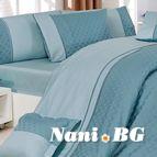 Луксозен спален комплект VIP памучен сатен - PRESTIGE HAWAI