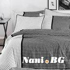 Двоен спален комплект Hermia Fume