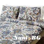 Спално бельо - Цветна градина