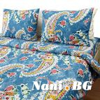 Спално бельо - Синя Пролет