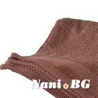 Хавлиени кърпи за кухня 45 / 70 - Кафяв