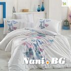 Спално бельо памук поплин - SUENO YESIL