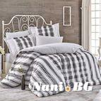 Спално бельо памук поплин - DEBORA SIYAH