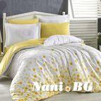 'Спално бельо памук поплин - STAR''S SARI'