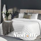 Луксозно шалте Antilo - Maky бяло