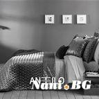 Луксозно шалте Antilo - FIORELA gris