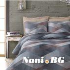 Луксозен спален комплект HELIX BROWN