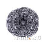 Декоративна Възглавница ФЛИЙС 3D печат - CSH 358