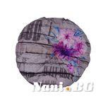 Декоративна Възглавница ФЛИЙС 3D печат - CSH 361