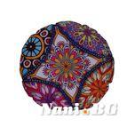 Декоративна Възглавница ФЛИЙС 3D печат - CSH 354