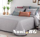 Луксозно шалте Antilo Фън деко - BELAYA gris