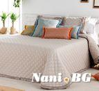 Луксозно шалте Antilo Фън деко - NANTES-LUMA beig