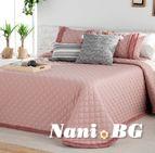 Луксозно шалте Antilo Фън деко - NANTES-LUMA rosa