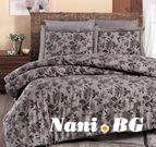 Луксозен спален комплект памучен сатен Deluxe - AGORA VIZON