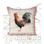 Испанска декоративна възглавница с цип - ГАЛУС