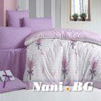 Спално бельо - Розов Букет