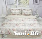 Спално бельо памучен сатен Магнолия