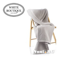 Одеяло White Boutique MARBELLA COTTON - C61 light beige