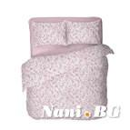Спално бельо Cotton plus - Ретро розово II