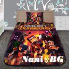 3Dспално бельо Игри - Minecraft