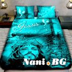 3Dспално бельо Романтични - JESUS