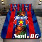 3Dспално бельо Футбол - Steaua