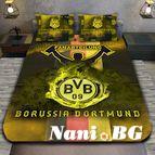 3Dспално бельо Футбол - BORUSSIA DORTMUND