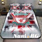 3Dспално бельо Футбол - Liverpool