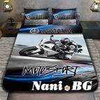 3Dспално бельо с Мотори - Yamaha