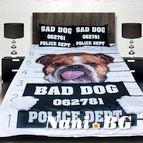 3Dспално бельо с Животни - Police department
