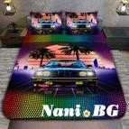 3Dспално бельо с Коли - BMW Night in Miami