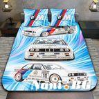 3Dспално бельо с Коли - BMW E30 SPORT