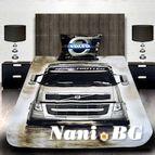 3Dспално бельо с Камиони - VOLVO