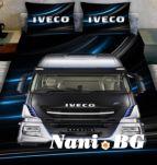 3Dспално бельо с Камиони - IVECO