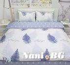 Спално бельо памучен сатен Траяна