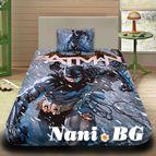 Детско 3D спално бельо - Batman