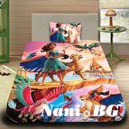 Детско 3D спално бельо - 1011