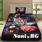 Детско 3D спално бельо - 4502