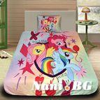 Детско 3D спално бельо - Pony 1