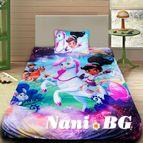 Детско 3D спално бельо - Pony 3