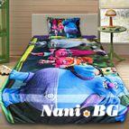Детско 3D спално бельо - Trolls II