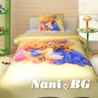 Детско 3D спално бельо - Winnie The Pooh 2