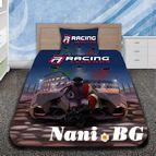 Детско 3D спално бельо - RACING