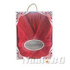 Луксозен хавлиен халат в кутия Бети червено