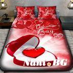 3Dспално бельо Романтични - Годеж
